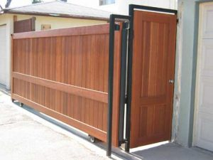 Residential Gate Repair Garland
