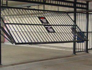 Overhead Gate Installation Garland